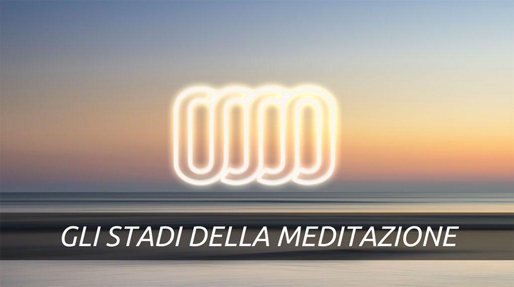 stadi della meditazione