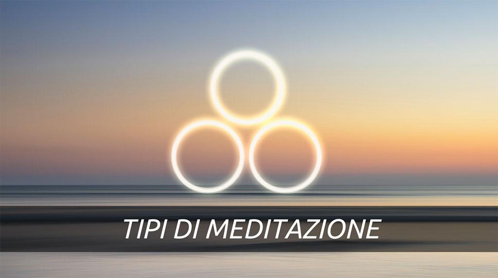 Tipi di meditazione