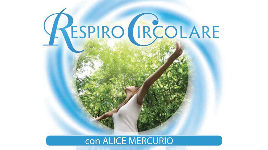 TORINO – Respiro Cosciente Circolare e Intensivo [Laboratorio con Alice Mercurio]