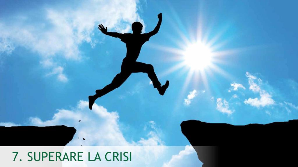 Abilità nella vita: Superare la crisi – Dicembre 2018