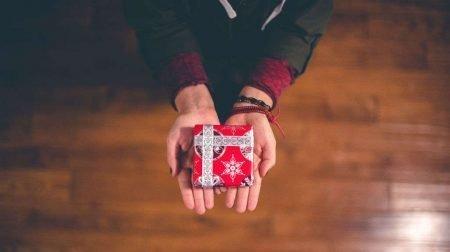 La gioia di dare