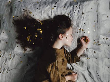 Sogno e sognare bambino
