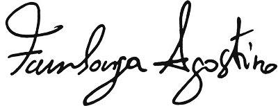 Firma Famlonga Agostino Scan Black