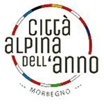 Logo Morbegno Citta Alpina