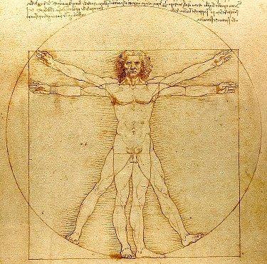 Spiritualita Intra Vitruviano