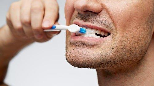 Abitudine Lavare Denti